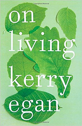 On Living by Kerry Egan book cover